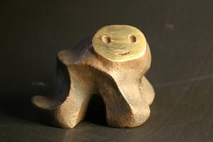 Bronzeguß Höhe ca. 7 cm