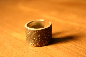 aus Sterlingsilber gefertigt