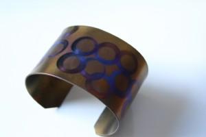 aus Titan gefertigt